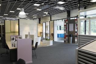 Agence wendel bergerac dordogne 24 carrelage salle for Carrelage wendel
