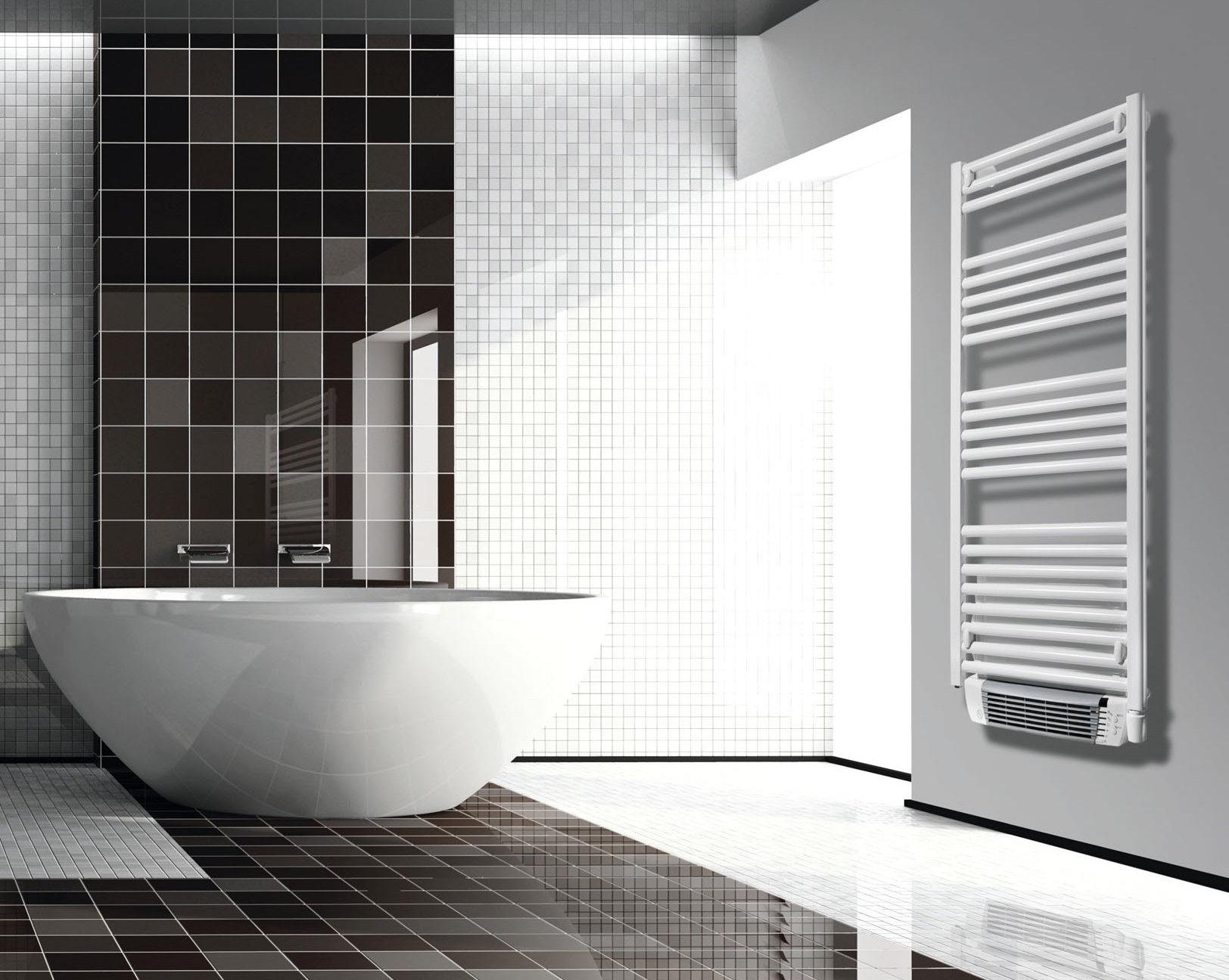 gracieux radiateur seche serviette soufflant renaa conception. Black Bedroom Furniture Sets. Home Design Ideas