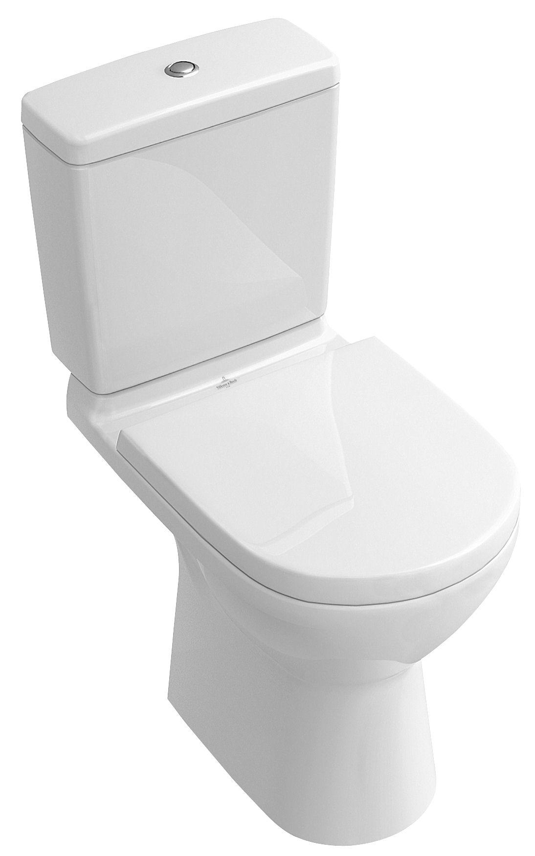 Combi pack o novo direct flush for Catalogue villeroy et boch carrelage