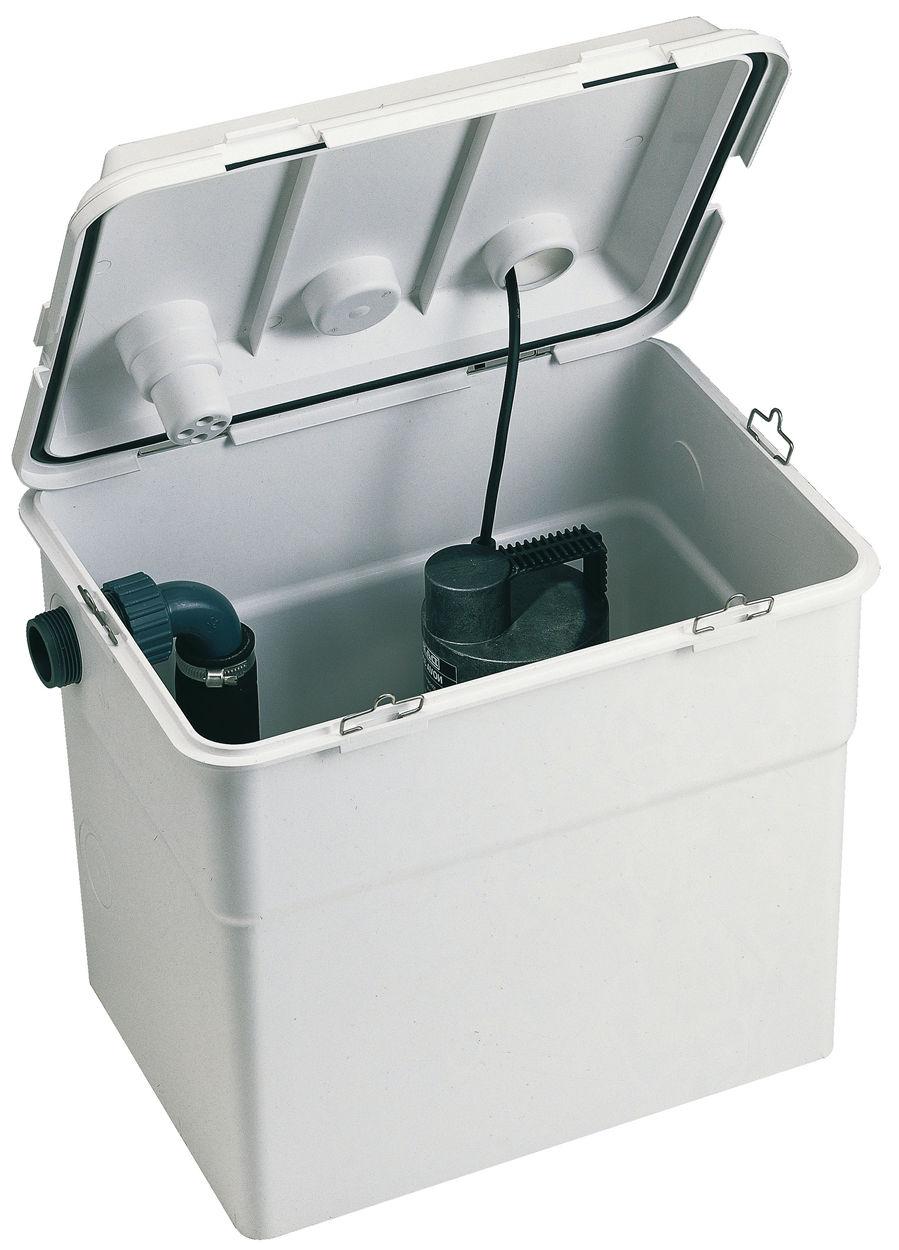 poste de relevage pour eaux claires et eaux uses novabox. Black Bedroom Furniture Sets. Home Design Ideas