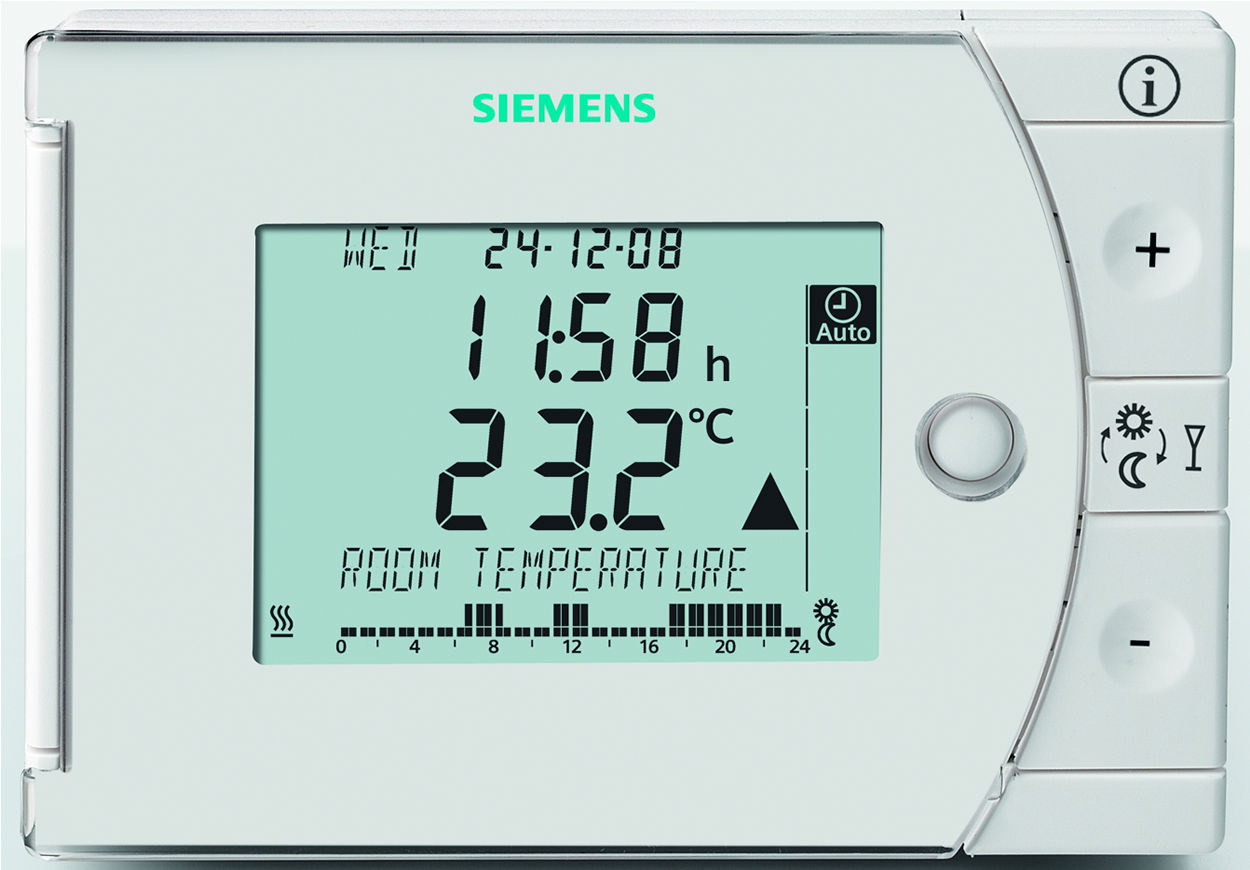 thermostat d 39 ambiance semi hebdomadaire rev. Black Bedroom Furniture Sets. Home Design Ideas