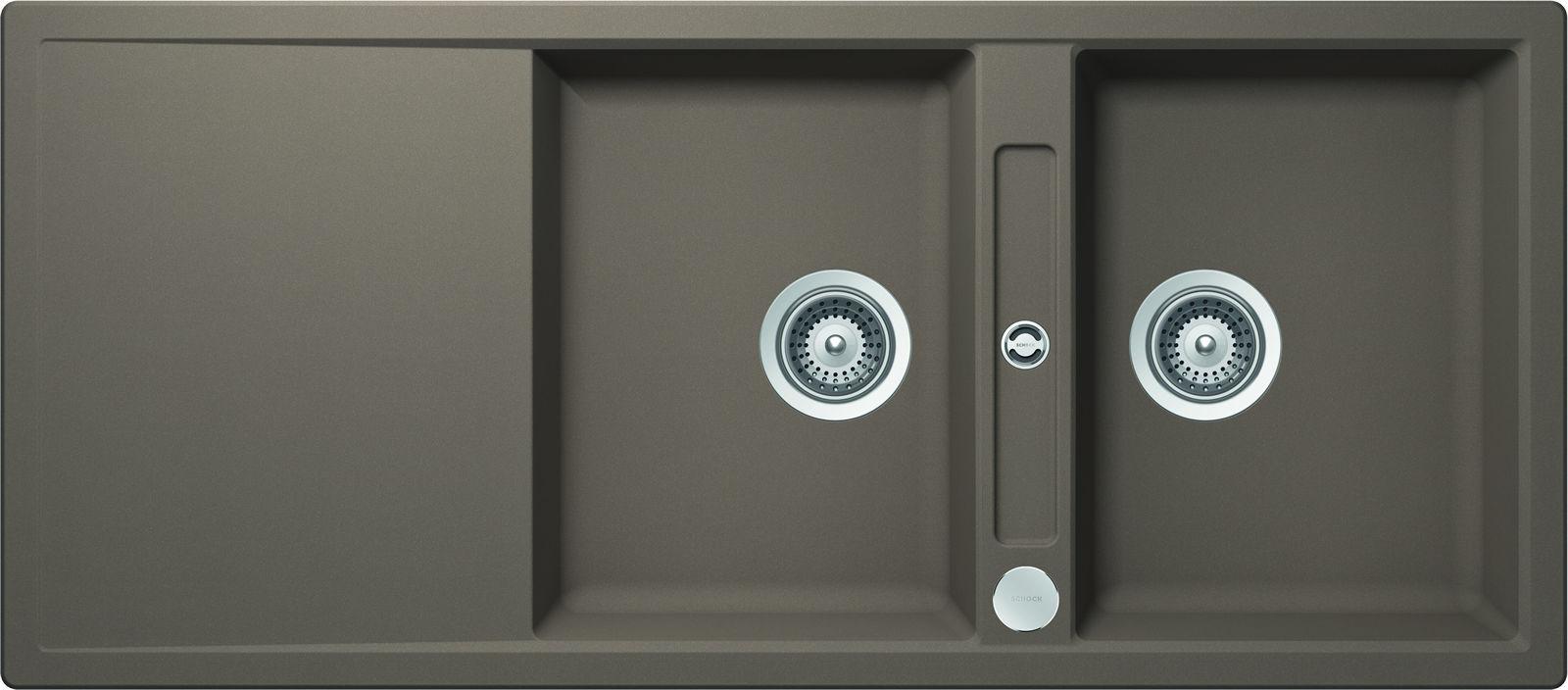 evier 2 bacs. Black Bedroom Furniture Sets. Home Design Ideas