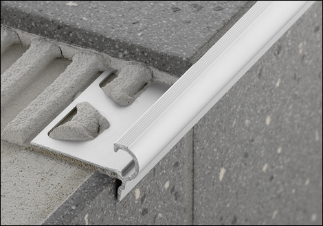 profil de forme florentine pour nez de marche trep fl. Black Bedroom Furniture Sets. Home Design Ideas