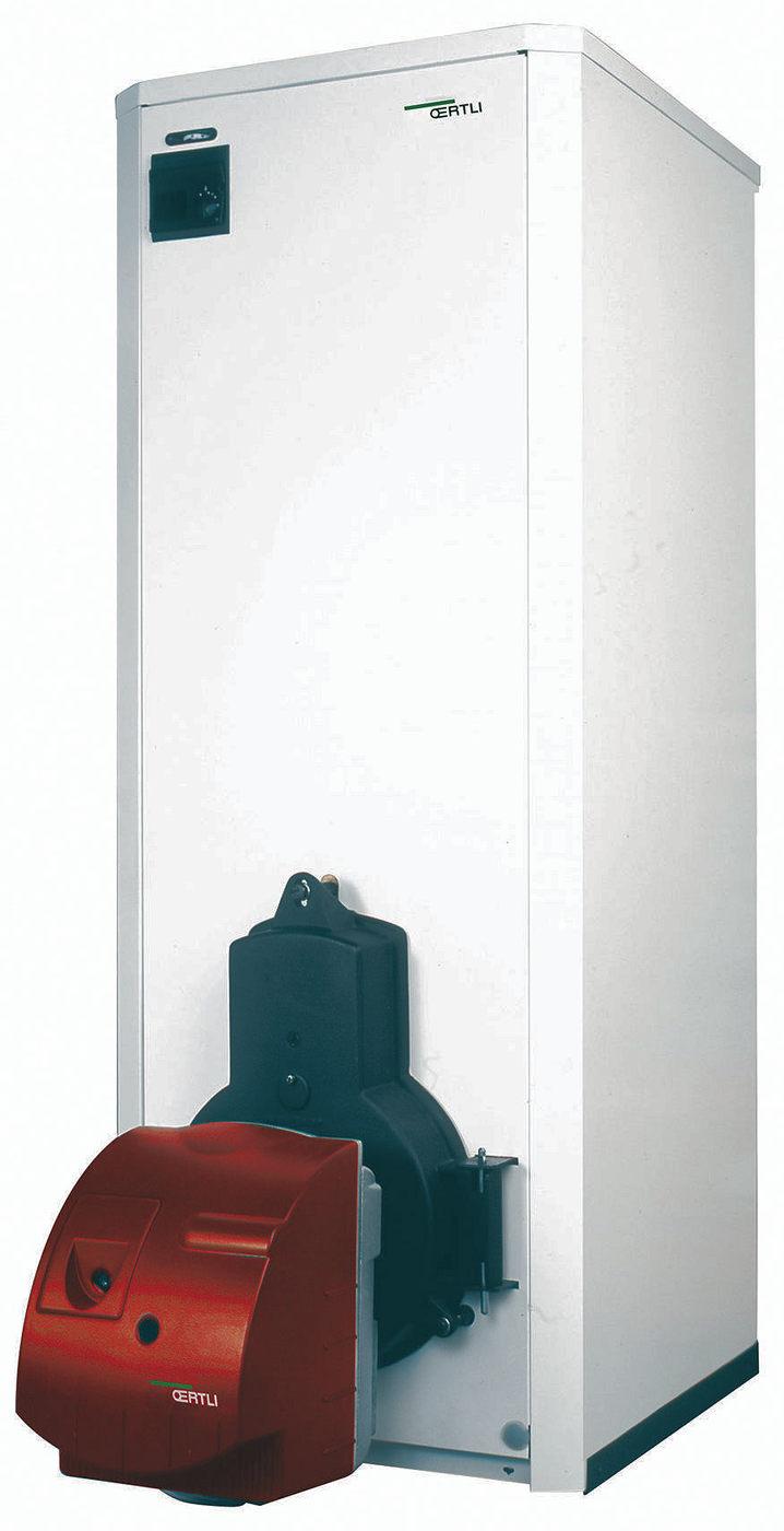 Chaudire acier fioul gaz domonet chauffage eau chaude for Chaudiere murale gaz avec eau chaude sanitaire instantanee