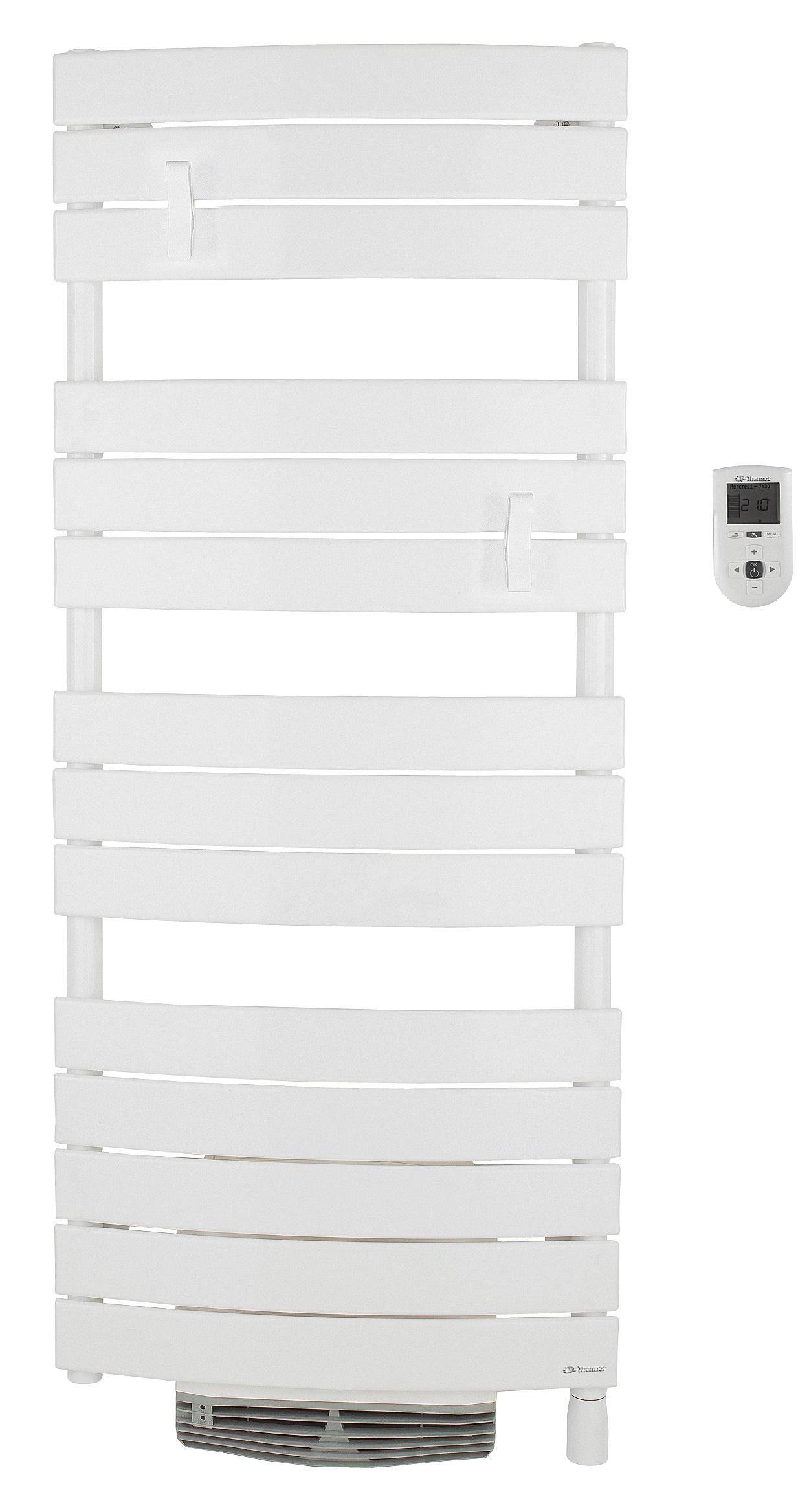 radiateur sèche-serviettes riviera digital soufflant électrique - Radiateur Soufflant Salle De Bain Thermor
