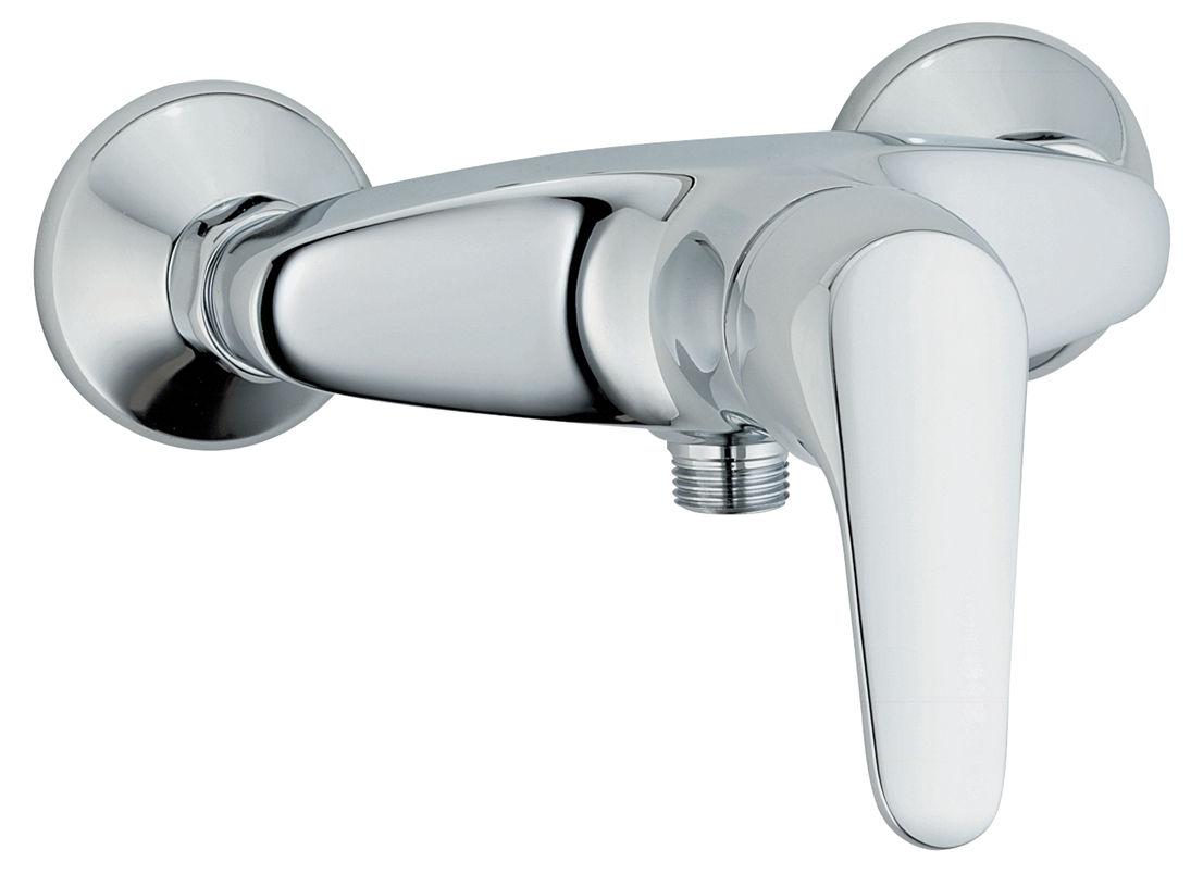 Colonne de douche grohe moins cher for Pose d une colonne de douche