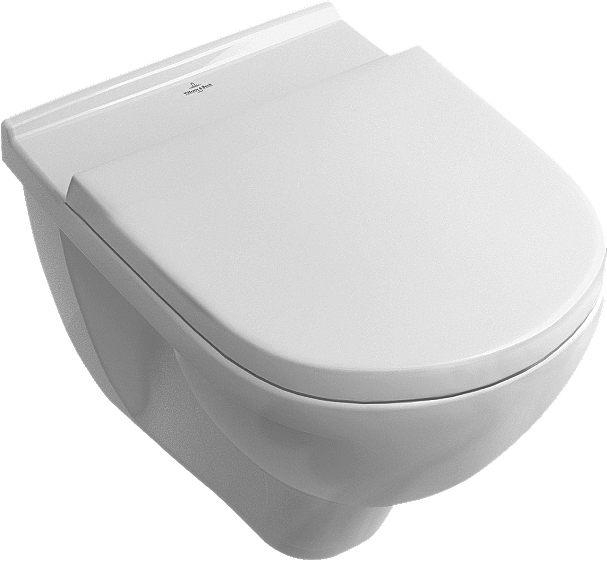 Cuvette de wc suspendue o novo for Catalogue villeroy et boch carrelage